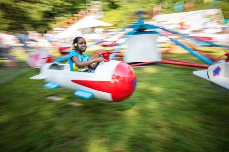 The 2015 Arden Fair in Arden, Delaware. This weekend's fair is the 111th (Joe Del Tufo).