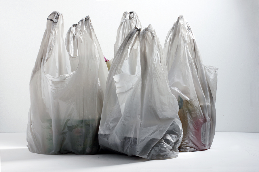New Jersey Considers Banning Plastic Bags Straws