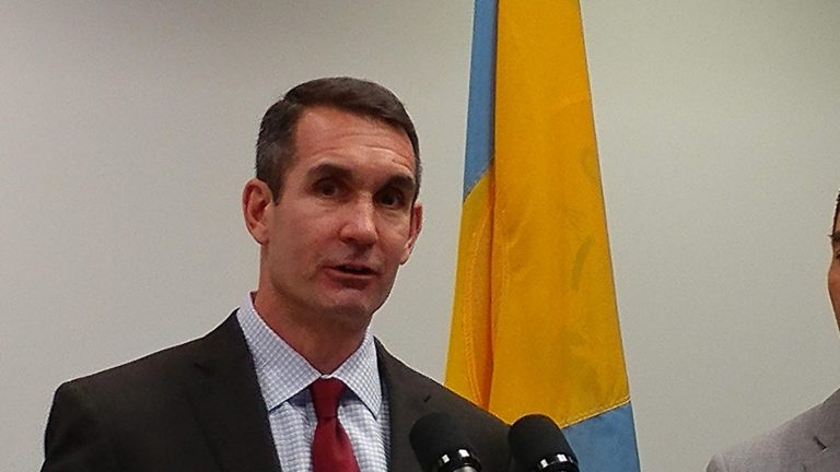 Pennsylvania Auditor General Eugene DePasquale  (Tom MacDonald/WHYY)