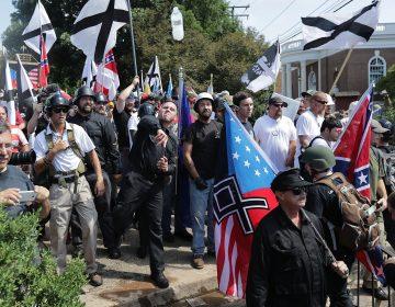 White nationalists, neo-Nazis, KKK and members of the