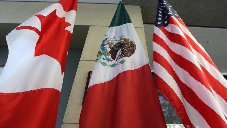 Us And Mexico Reach Trade Deal Trump Wants To Drop Nafta Name Whyy