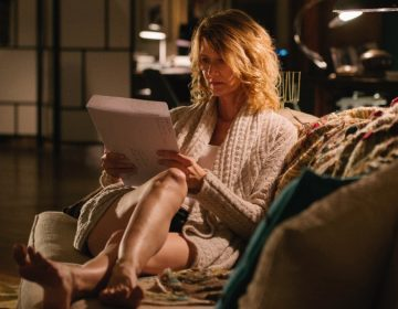 The HBO film The Tale stars Laura Dern as a woman who realizes later in life that a relationship she had at 13 years old with two adults was child sexual abuse. (HBO)
