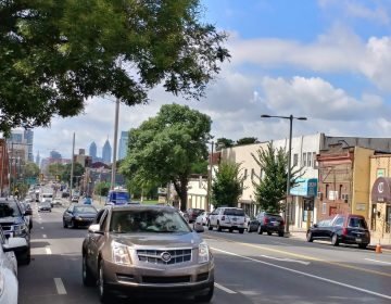 North Broad will be the site of Free Streets this year August 11. (Tom MacDonald/WHYY)