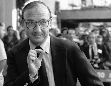 Playwright and screenwriter Neil Simon, photographed here in September 1980, wrote over 50 works for theater and screen. (AP)