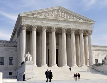 U.S. Supreme Court Building in Washington.  (AP Photo/J. Scott Applewhite, File)