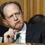 Sen. Patrick Toomey, R-Penn., sponsored or co-sponsored four provisions to the Opioid Crisis Response Act of 2018. (AP Photo/Jacquelyn Martin)