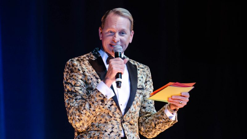 Carson Kressley, star from the hit television show