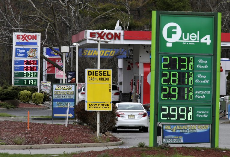 Gas Station Prices >> New Jersey Fuel Consumption Dropped After 2016 Gas Tax Hike Says