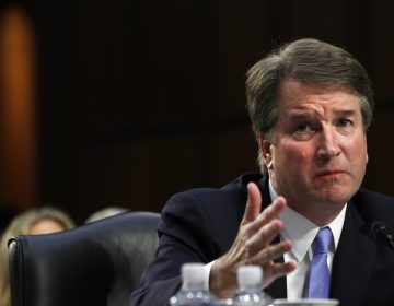 President Donald Trump's Supreme Court nominee, Brett Kavanaugh