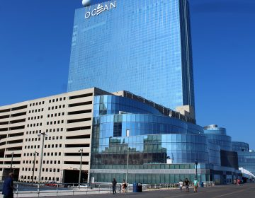 Ocean Walk casino was one of two new casinos that opened in Atlantic City, New Jersey this summer. (Bill Barlow/for WHYY)