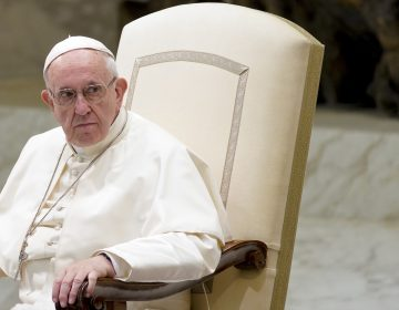 Pope Francis will meet at the Vatican with leaders of the U.S. Catholic Church, including the president of the U.S. Conference of Catholic Bishops, Cardinal Daniel DiNardo, to discuss clergy sexual abuse. (Andrew Medichini/AP)
