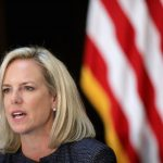 Homeland Security Secretary Kirstjen Nielsen said a proposed rule being submitted for public comment is designed to ensure that immigrants