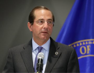 A conservative think tank said that the Health and Human Services announcement doesn't go far enough and that Secretary Alex Azar