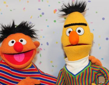 A former Sesame Street writer stepped into a longtime debate, saying he considered Bert and Ernie to be a gay couple. (Revierfoto/picture alliance via Getty Images)