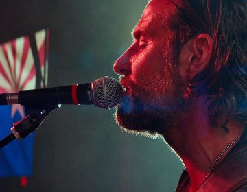 Bradley Cooper plays musician Jackson Maine in A Star Is Born. In addition to playing the male protagonist, Cooper is making his directorial debut. (Warner Bros. Pictures)