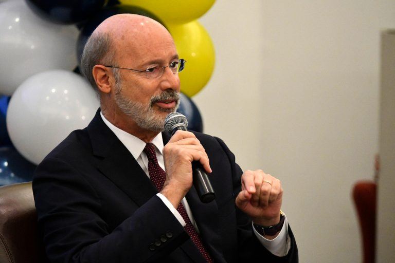 Pa. Governor Tom Wolf (Bastiaan Slabbers for WHYY, file)