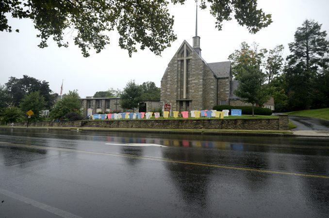 St. Peter's Episcopal Church in Glenside, Pa. (Bastiaan Slabbers for Keystone Crossroads)