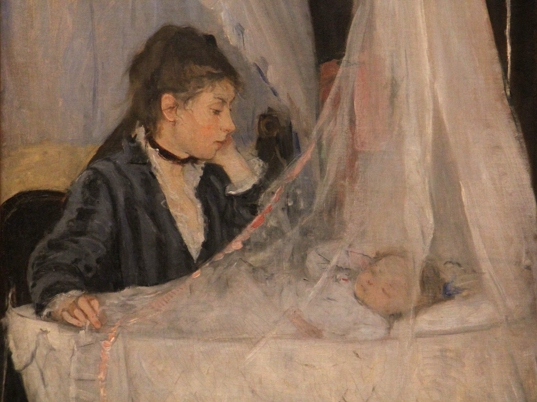 Nearly forgotten French impressionist regains her moment in Philadelphia exhibit