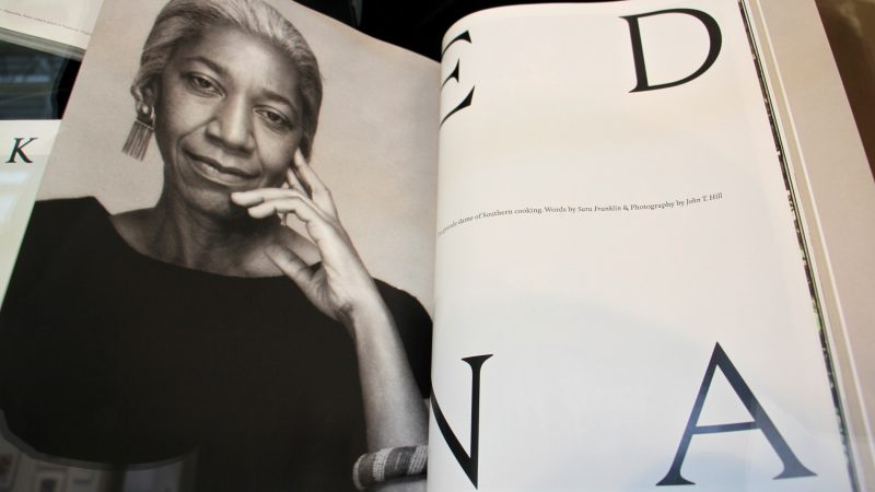 Edna Lewis was featured in Kinfolk Magazine as the