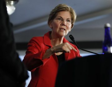 Sen. Elizabeth Warren is taking the first major step toward running for president. The Massachusetts Democrat said Monday she's launching an exploratory committee for the 2020 campaign. She's the most prominent Democrat yet to make such a move. Warren is one of the most recognizable figures in the Democratic Party and a favorite target of President Donald Trump. (Pablo Martinez Monsivais/AP Photo)