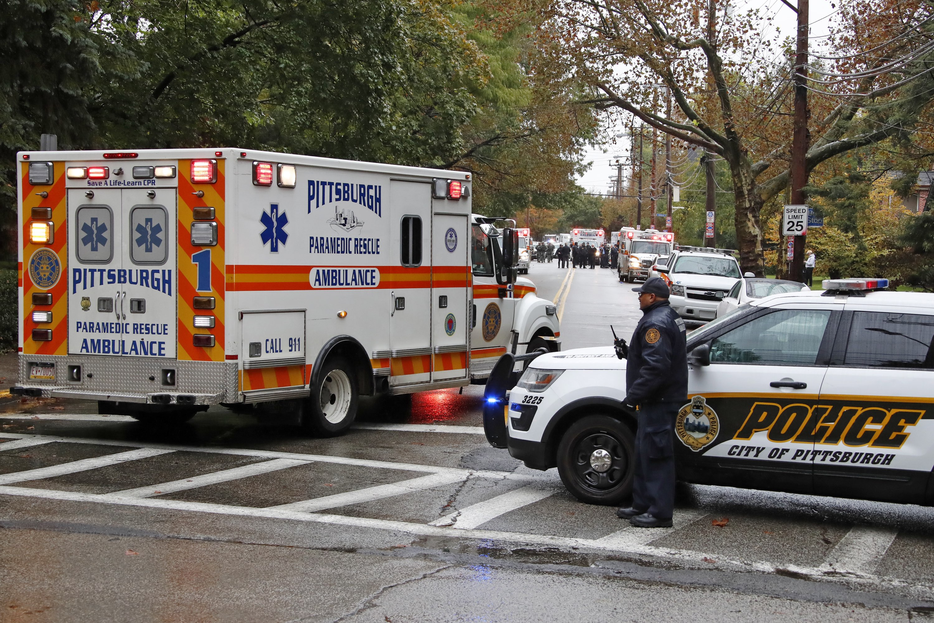 Proposals call for more resources for emergency responders in Pa.