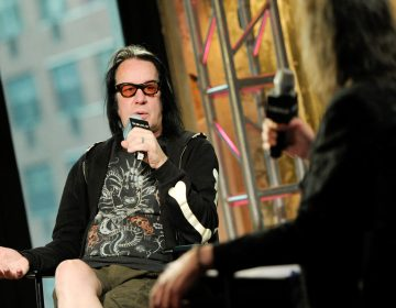 Musician Todd Rundgren participates in AOL's BUILD Speaker Series to discuss his album