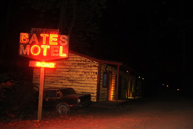 Image courtesy of the Bates Motel