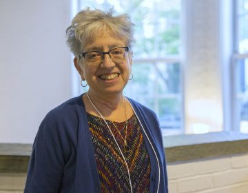 Ann Tickamyer, professor of sociology at Penn State, was one of the presenters at the 26th National Symposium on Family Issues. She says there's a lack of good policy for rural families and communities. (Min Xian/Keystone Crossroads)