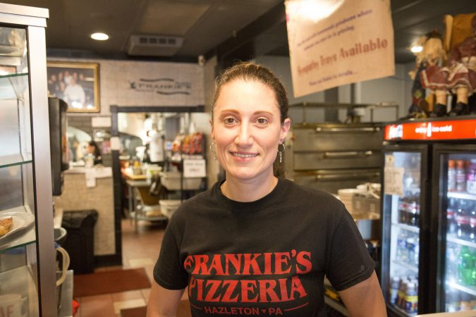 Lauren Sacco's family owns three small businesses in town, including Frankie's Pizzeria. The family has  known Barletta for decades.
