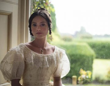 From ITV  VICTORIA   Episode Two  Pictured: JENNA COLEMAN as Victoria   This photograph is (C) ITV Plc and can only be reproduced for editorial purposes directly in connection with the programme or event mentioned above. Once made available by ITV plc Picture Desk, this photograph can be reproduced once only up until the transmission [TX] date and no reproduction fee will be charged. Any subsequent usage may incur a fee. This photograph must not be manipulated [excluding basic cropping] in a manner which alters the visual appearance of the person photographed deemed detrimental or inappropriate by ITV plc Picture Desk.  This photograph must not be syndicated to any other company, publication or website, or permanently archived, without the express written permission of ITV Plc Picture Desk. Full Terms and conditions are available on the website www.itvpictures.com  For further information please contact: Patrick.smith@itv.com 0207 1573044