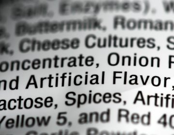 Food additives can help mimic natural flavors and are often simply labeled as