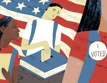 The midterm elections are on Nov. 6. (LA Johnson/NPR)