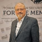 Journalist Jamal Khashoggi poses at an event in Istanbul, Turkey in a photo dated May 6, 2018. Saudi state media confirmed Khashoggi's death, but details remain fuzzy. (Omar Shagaleh/Anadolu Agency/Getty Images)