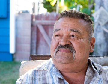 When one of Jose Nuñez' retinas was damaged by diabetes in 2016, the Los Angeles truck driver expected his Medicaid managed care policy to coordinate treatment. But Centene, the private insurer that manages his policy gave him the runaround, he says, and he lost sight in that eye. (Heidi de Marco/KHN)