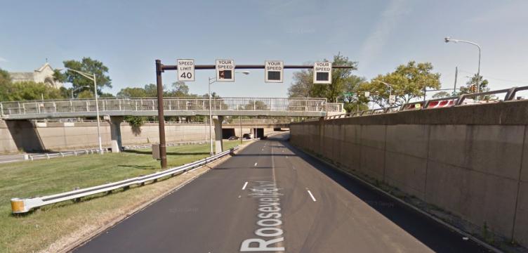 Oxford Circle - Google Street View