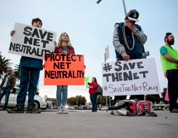 Calif. Gov. Jerry Brown adopts its own net neutrality law prompting the Justice Department to sue the state in an effort to block what's describe as the