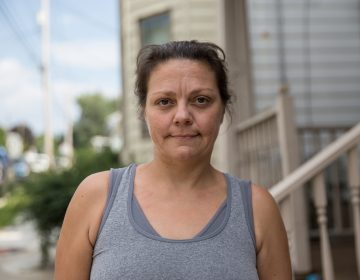 Crystal Weimer was arrested in 2004 for third degree murder, a crime she didn't commit. She spent nearly 12 years in prison and was exonerated on June 27, 2016, and all charges were dropped with prejudice. (Lindsay Lazarski/WHYY)