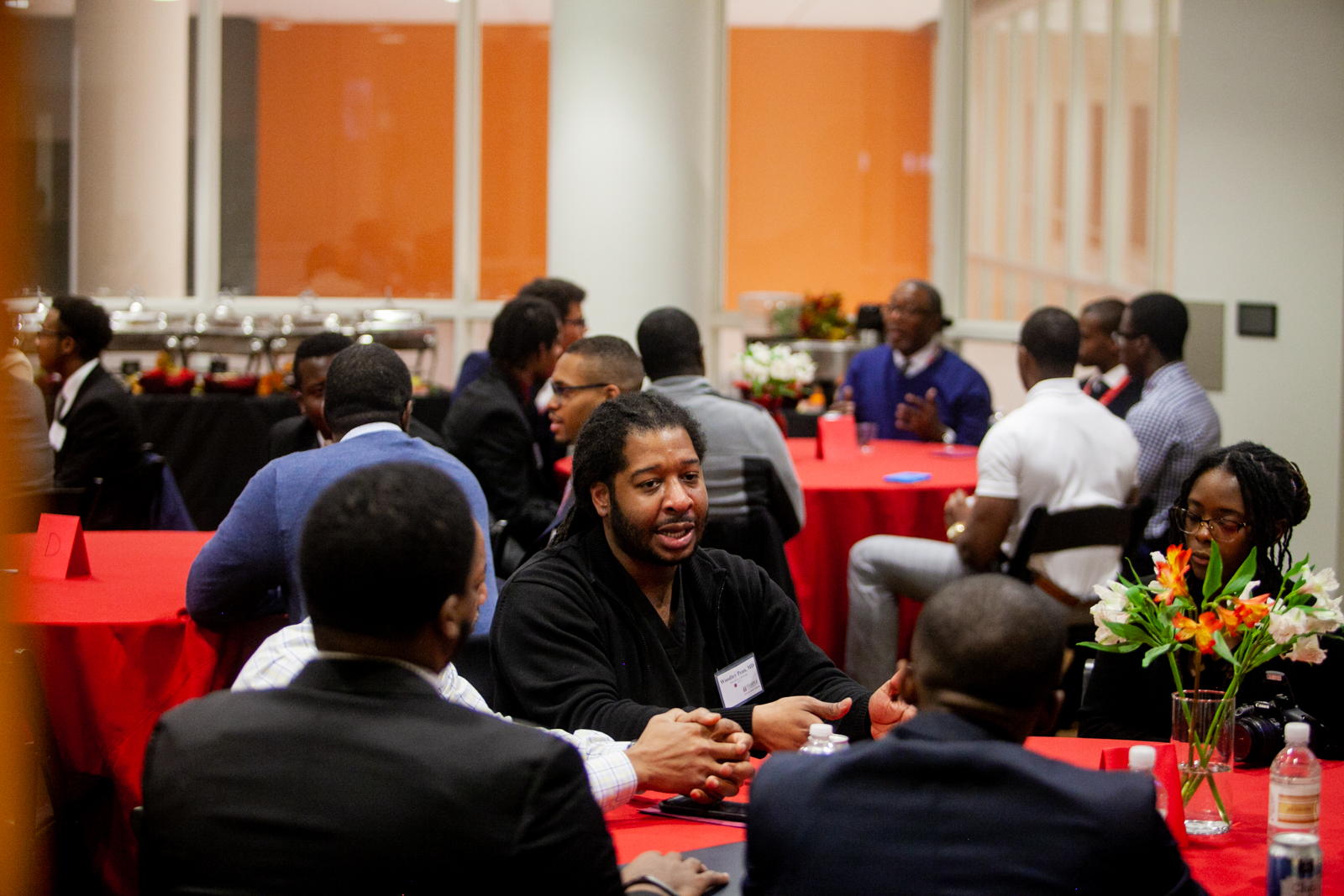 Temple brings black men in medicine together to boost doctors of