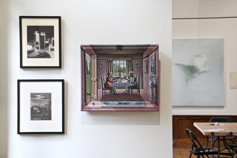 """The Arthur Ross Gallery at the University of Pennsylvania is looking at its collection with fresh eyes. The gallery's """"Citizen Salon,"""" is a crowdsourced exhibit, curated and commented upon by members of the public."""