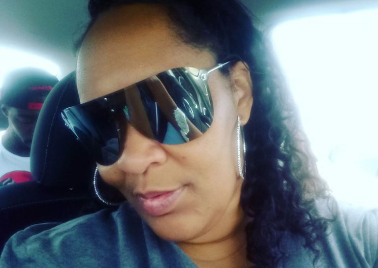 LaShanda Anderson, 36, of Philadelphia was killed by a Deptford, New Jersey, police officer in June. Authorities say she attempted to drive into the officer, but the attorney representing her family disputes that claim. (Facebook)