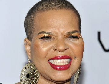 In this Oct. 25, 2010, photo, author Ntozake Shange attends a special screening of