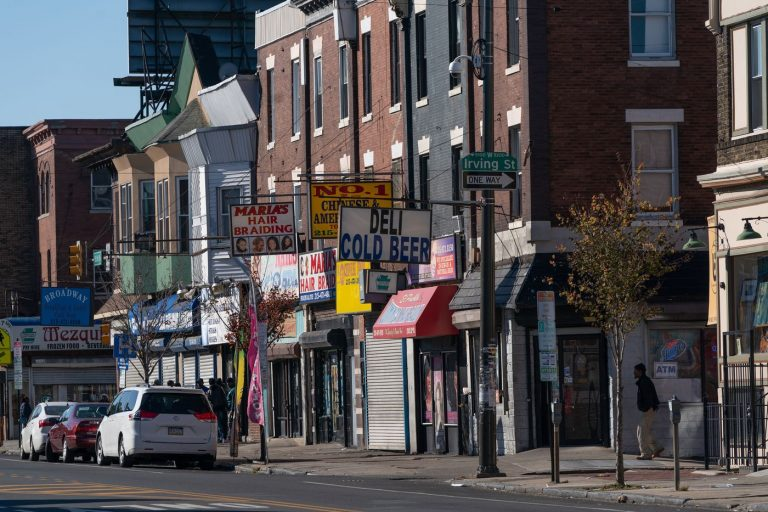 52nd Street in West Philadelphia is one of the few corridors in the city with a high rate of black business ownership. (Jessica Griffen/Philadelphia Media Network)