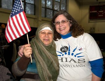 HIAS Pennsylvania's 2018 Refugee Thanksgiving (Photo via facebook.com/HIASPennsylvania)