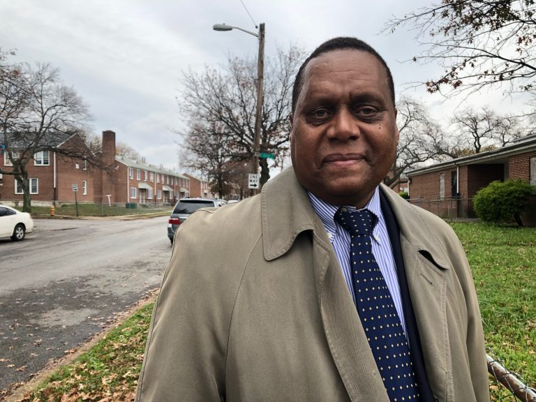 John Hill, executive director of the Wilmington Housing Authority, said the plan to revitalize Riverside is