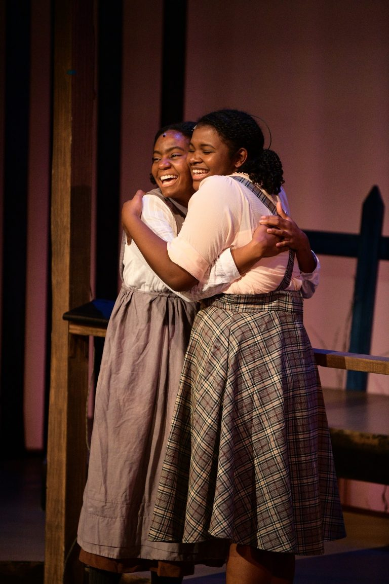 Scene from Theater Horizon's production of The Color Purple. (Photo Courtesy/Alex Medvick)