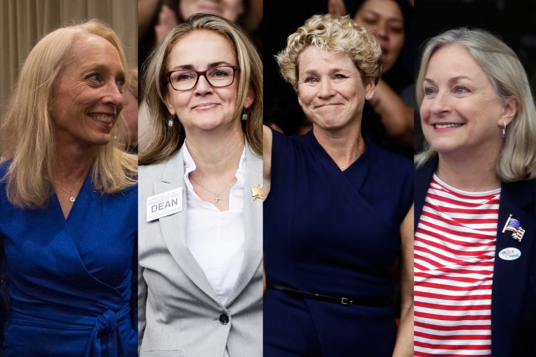 All boys club no more: Four women to represent Pa. in ...
