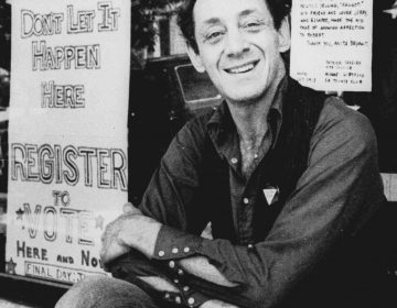 Harvey Milk, a member of the San Francisco Board of Supervisors, was the first openly gay elected official in California. Nov. 27, 2018 marks the 40th anniversary of the assassination of Milk and San Francisco Mayor George Moscone (AP Photo)