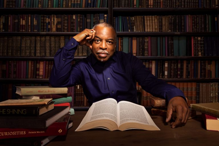 LeVar Burton is taking his story-reading podcast on the road with an appearance Tuesday evening at the Scottish Rite Auditorium in Collingswood, New Jersey. (Stitcher)