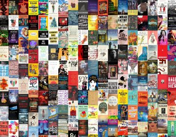 A composite of book covers from the 2018 Book Concierge.