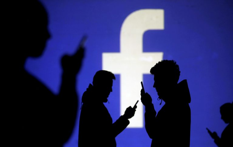 Facebook has been using artificial intelligence to detect if a user might be about engage in self-harm. The same technology may soon be used in other scenarios. (Dado Ruvic/Reuters)